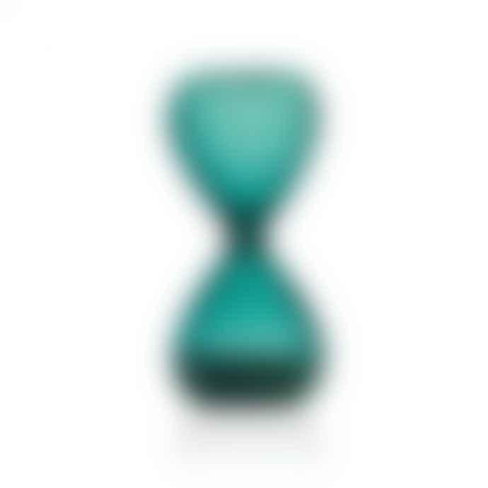 Hightide 3 Mins Turquoise Sand Glass