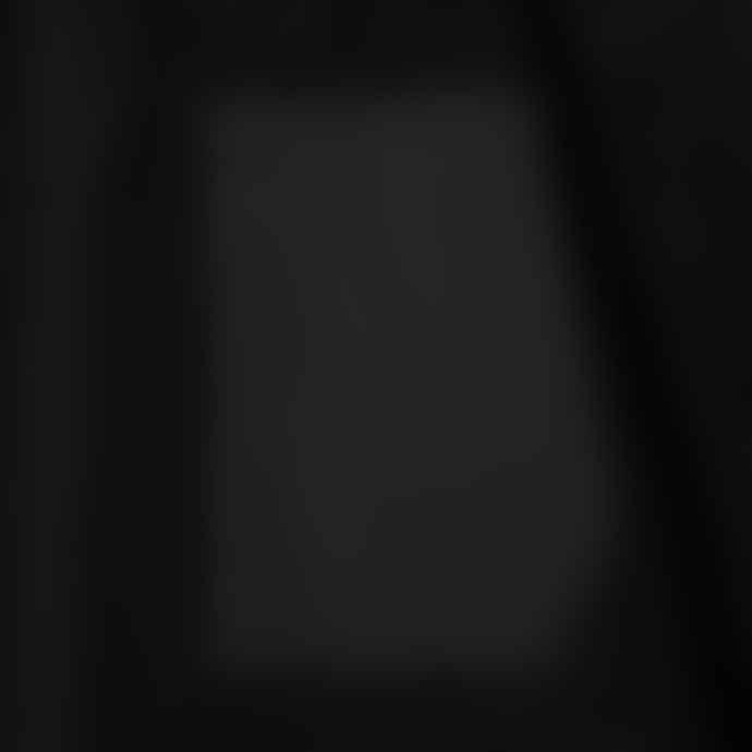 Partimento Boa Fleece Hooded Zip Up Jacket in Black