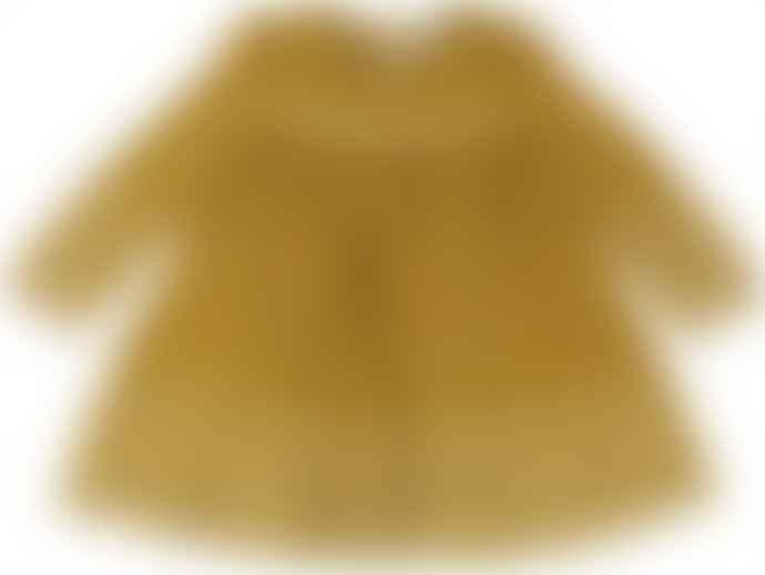 Louise Misha Gingerbread Viscose Leonie Dress