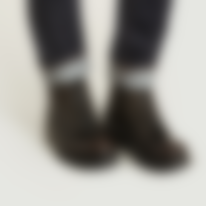 Buttero Ebony Calfskin Lace-up boots