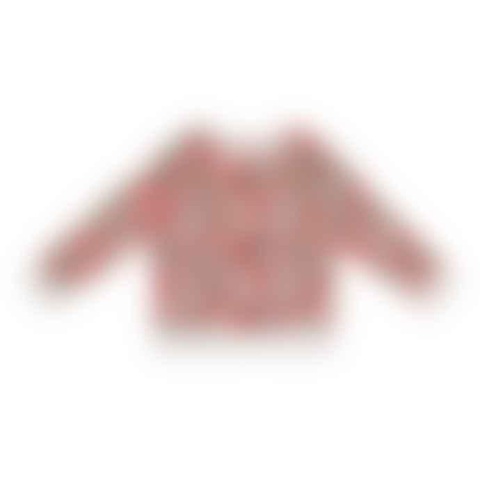 Le Petit Lucas Du Tertre Flowers Sweatshirt for Kids