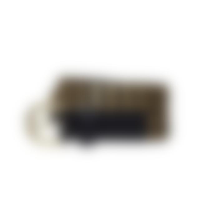 Maradji 2.5 x 102cm Leather Black Josephine Belt