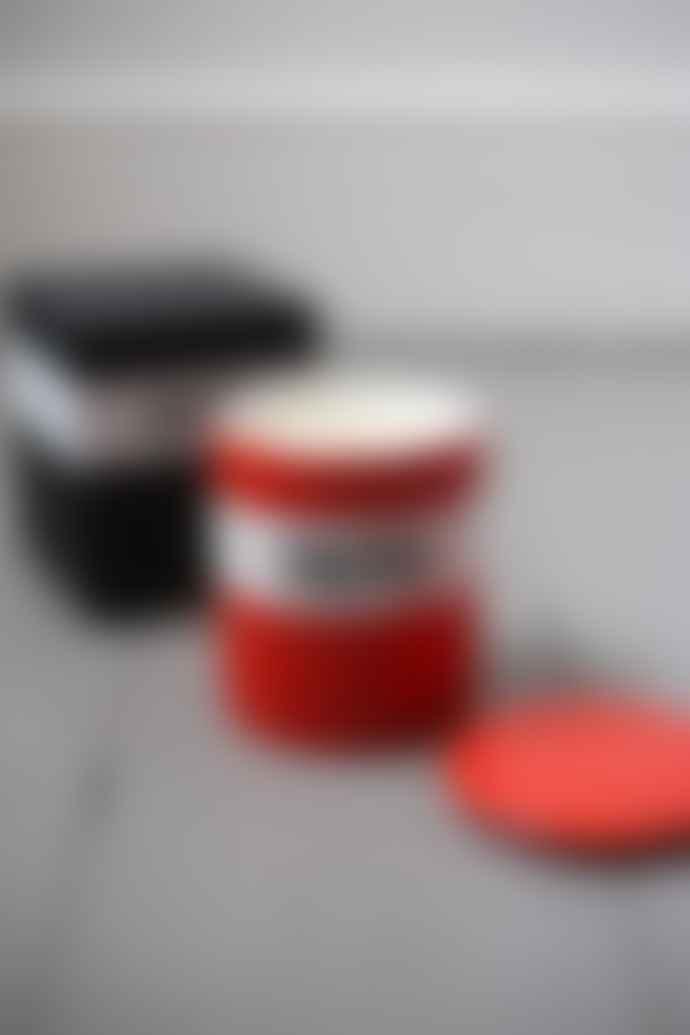 Bella Freud  1970 Red Ceramic Candle