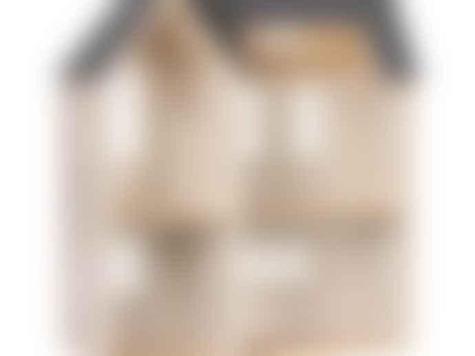 Maileg Wood Doll House