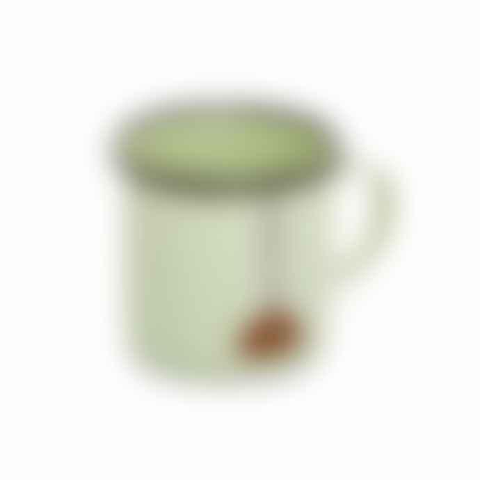 "Seletti Toiletpaper Enamel Mug ""Plunger"""