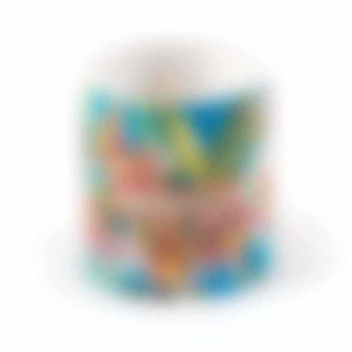 """Seletti Toiletpaper Candle """"Squirrel Simphony"""""""