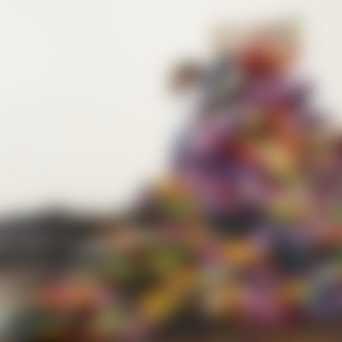 ZUZUNAGA Pixel Spirit Cushion 40 X 40 Cm