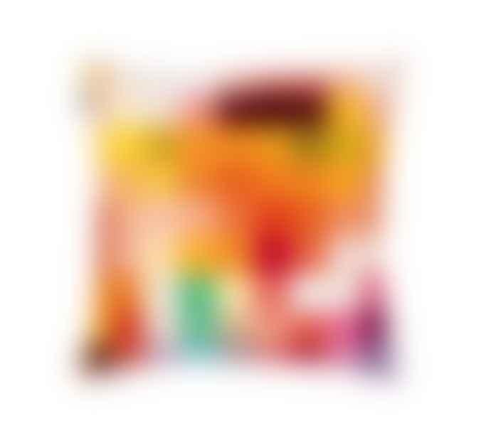 ZUZUNAGA Pixel Sol Cushion 40 X 40 Cm