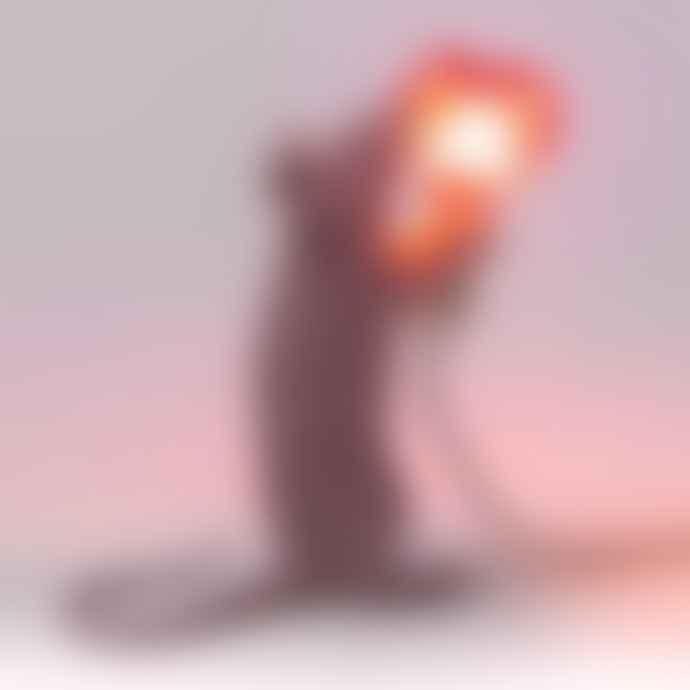 Seletti Mouse Lamp Love Edition
