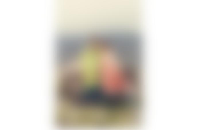 ZUZUNAGA Bitmap Labyrinth Golden Ocre Throw