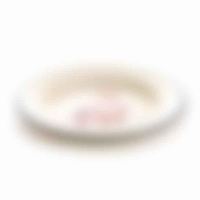 Seletti Toiletpaper Enamel Plate Fingers