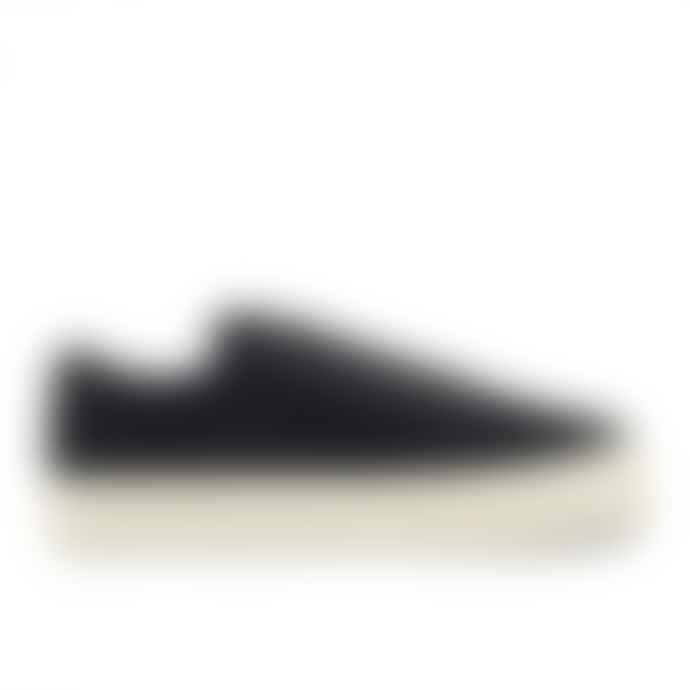 Stepney Workers Club Dellow M Black Suede