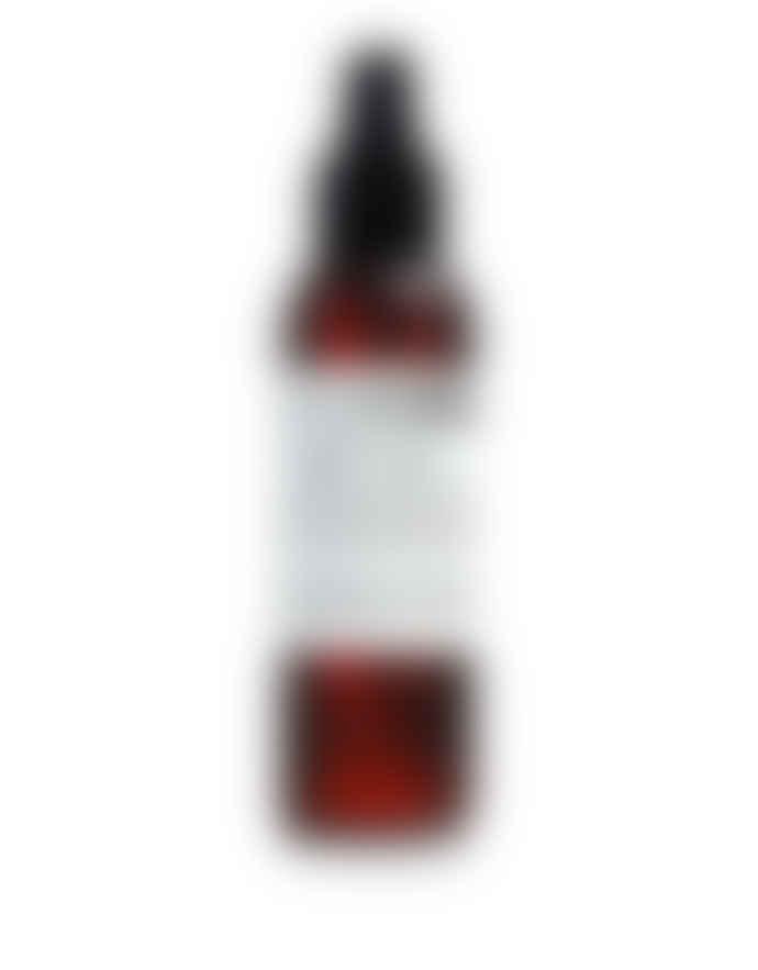 L: a Bruket 120ml No 130 Bergamot Patchouli Body Oil