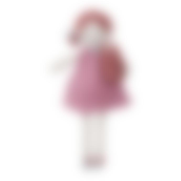 FABELAB Big Doll - Berry