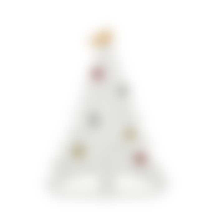 Alessi Large Bark For Christmas Ornament