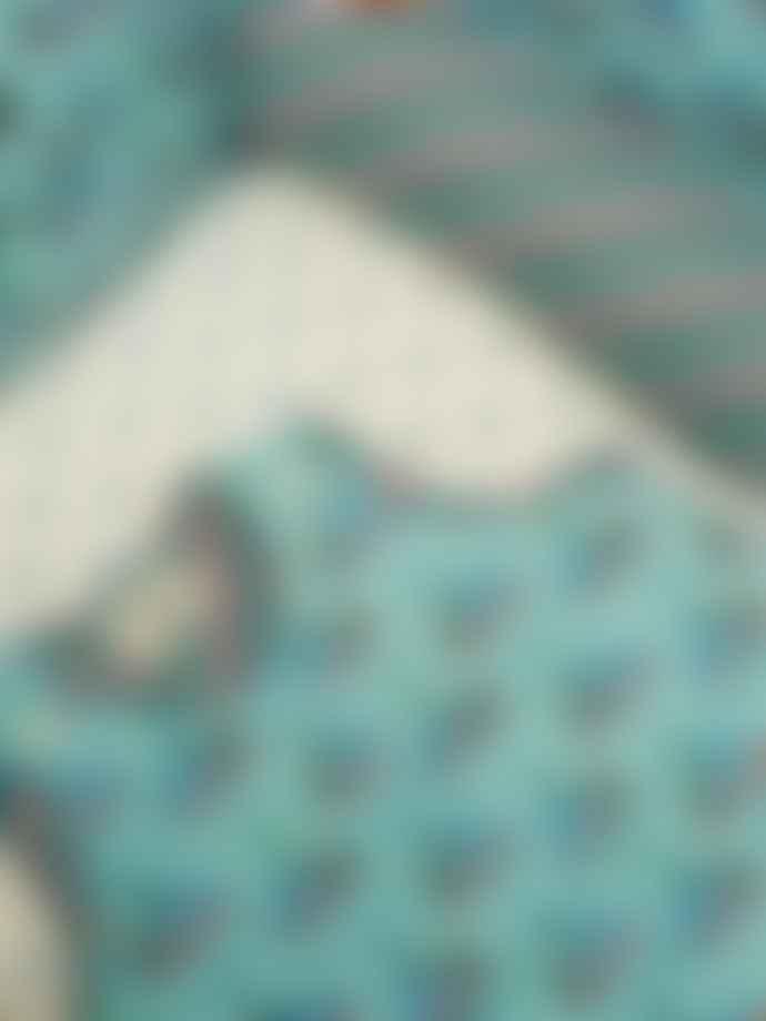 Le Petit Lucas Du Tertre 0 to 6 Months Cotton Turbulette Baby Sleeping Bag