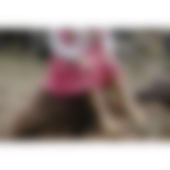 Louise Misha Mustard Cotton Fleuri Socks