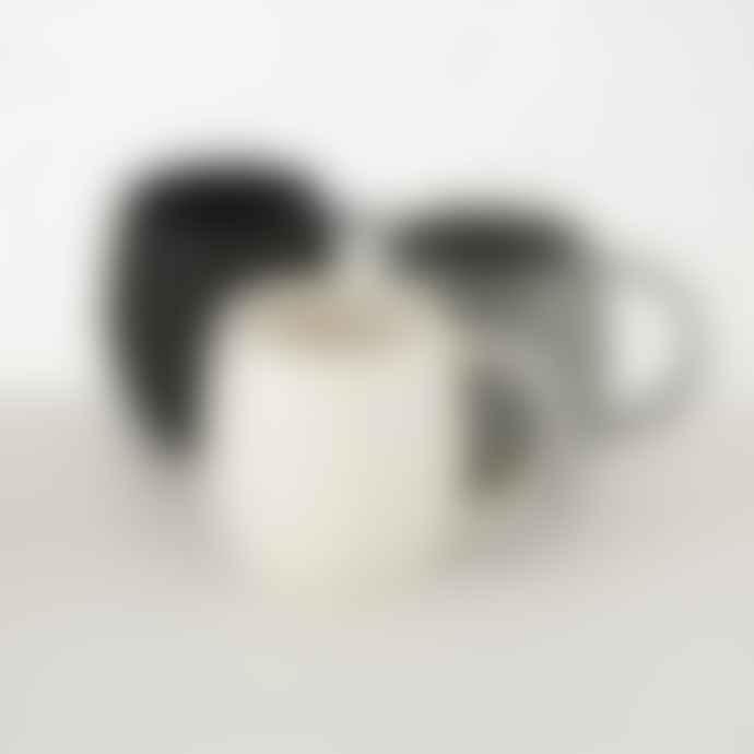 Boltze 500ml Ceramic Nordic Pitu Mug