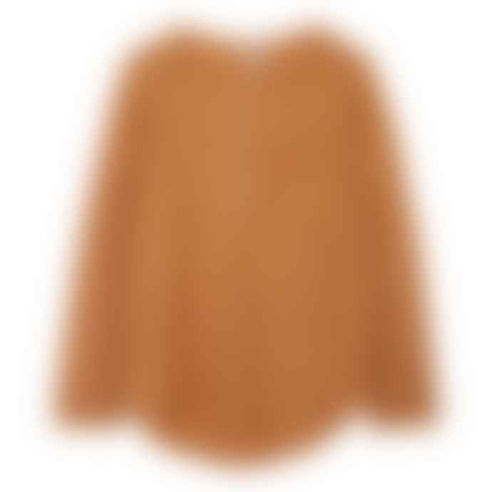Le Petit Germain Natural Linen Rothko Long sleeves Tshirt