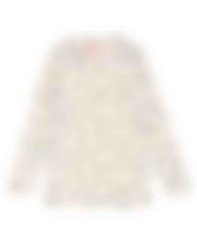 nadadelazos Green Peas Organic Cotton Long Sleeve T-shirt