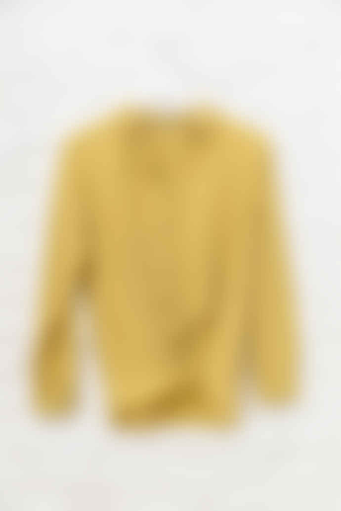 Pomandere Calm Mustard Classic Shirt