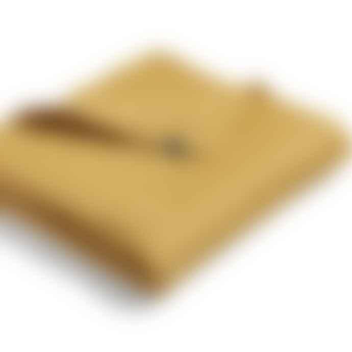 HAY Mega Dot Mustard 195 X 245 Cm