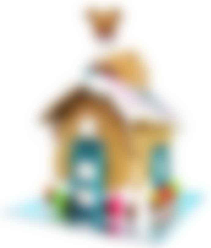 Village Workshop Winter Wonderland Gingerbread House Kit