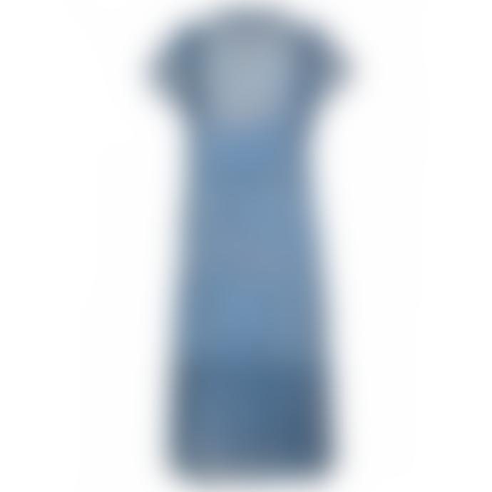 Munthe Jess Mini Leo Print Midi Dress