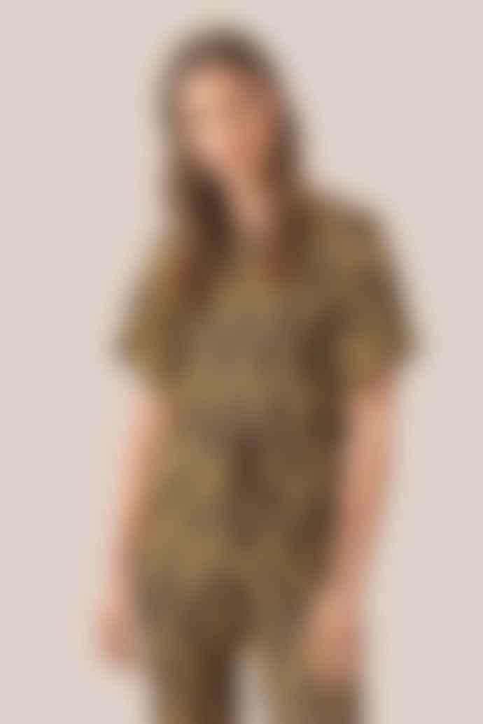 Second Female Ursa Black Knit Top