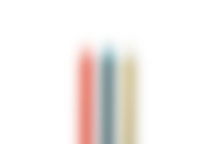 Trinus Christmas Coloured Pencils Set with Sharpener