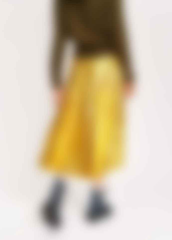 Essentiel Antwerp Vayacondios Pleated Skirt