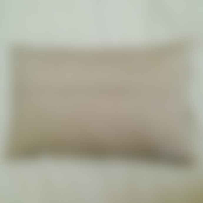 CHEZ les VOISINS 40 x 60cm Linen Jungle Cushion