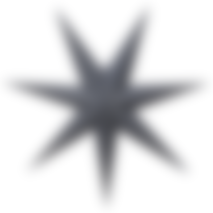 Star Trading Scandi Navy Peper Star Large