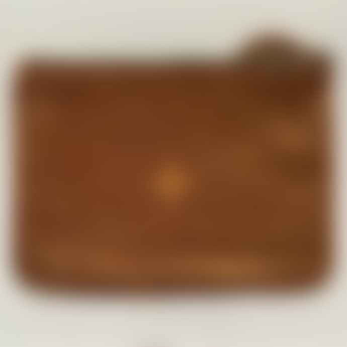 Isabelle Varin 17 x 12cm Leather Monoi Clutch