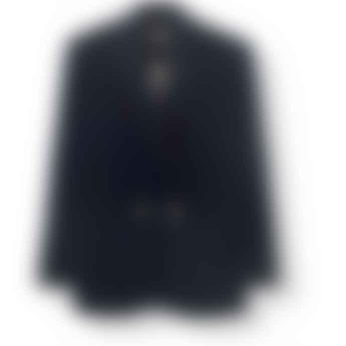Stella Nova Blue Polyester Ezo Velor Blazer