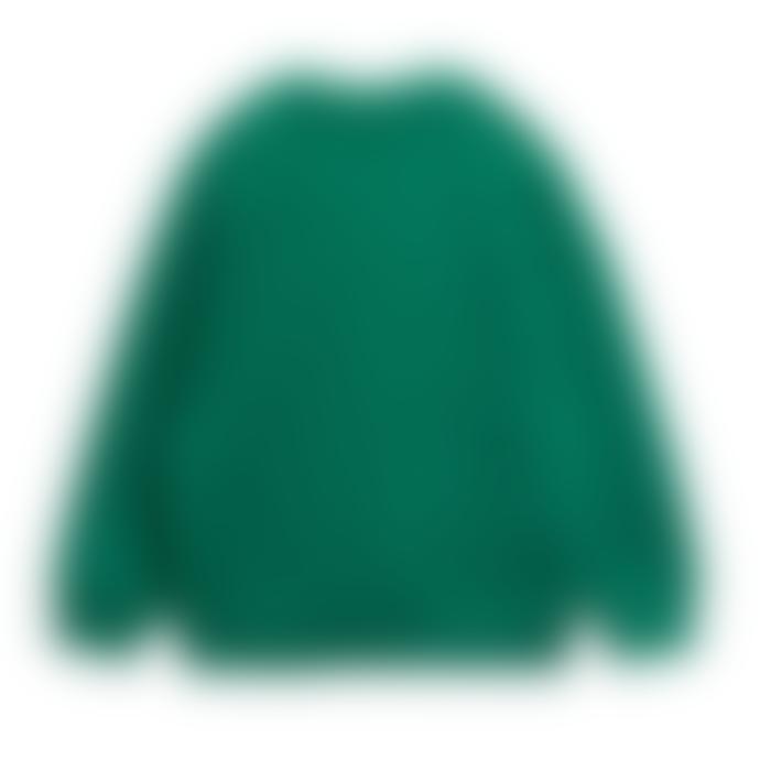 Mini Rodini Organic Cotton Blah Sweatshirt