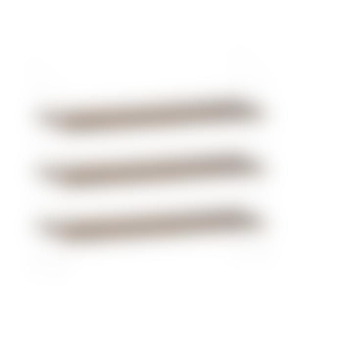 String Walnut / White XL Pocket Shelf System (75x80x30cm)