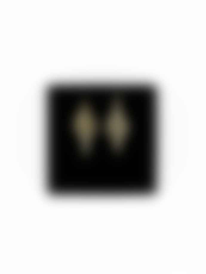 WolfWare Perla By Eenvoud Sandy Horse Earring