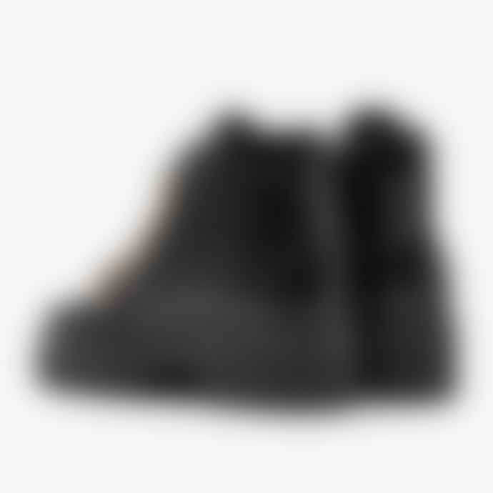 NUBIKK Fae Stella Fur Lined Boot Black