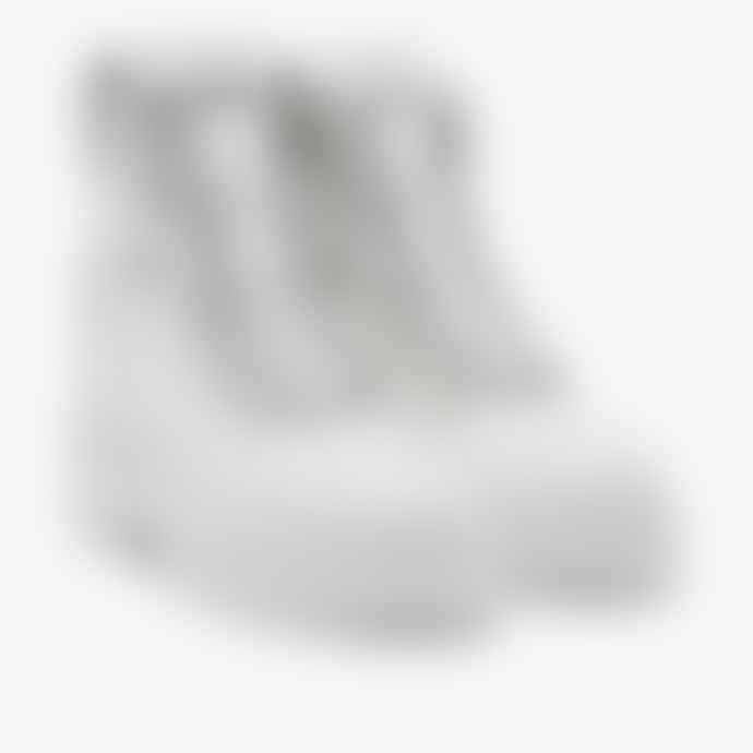 NUBIKK Fae Roma Boot White Grain