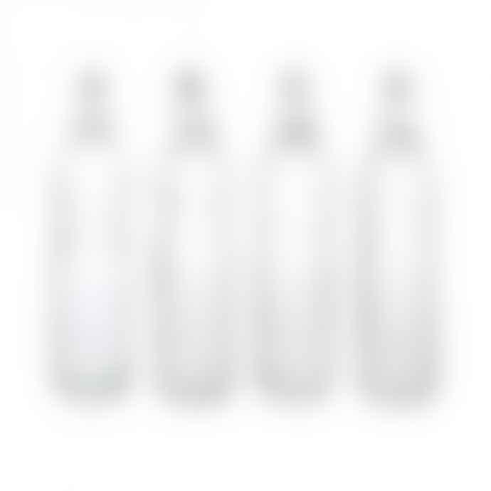 Seletti Estetico Quotidiano Borosilicate Glass Bottles