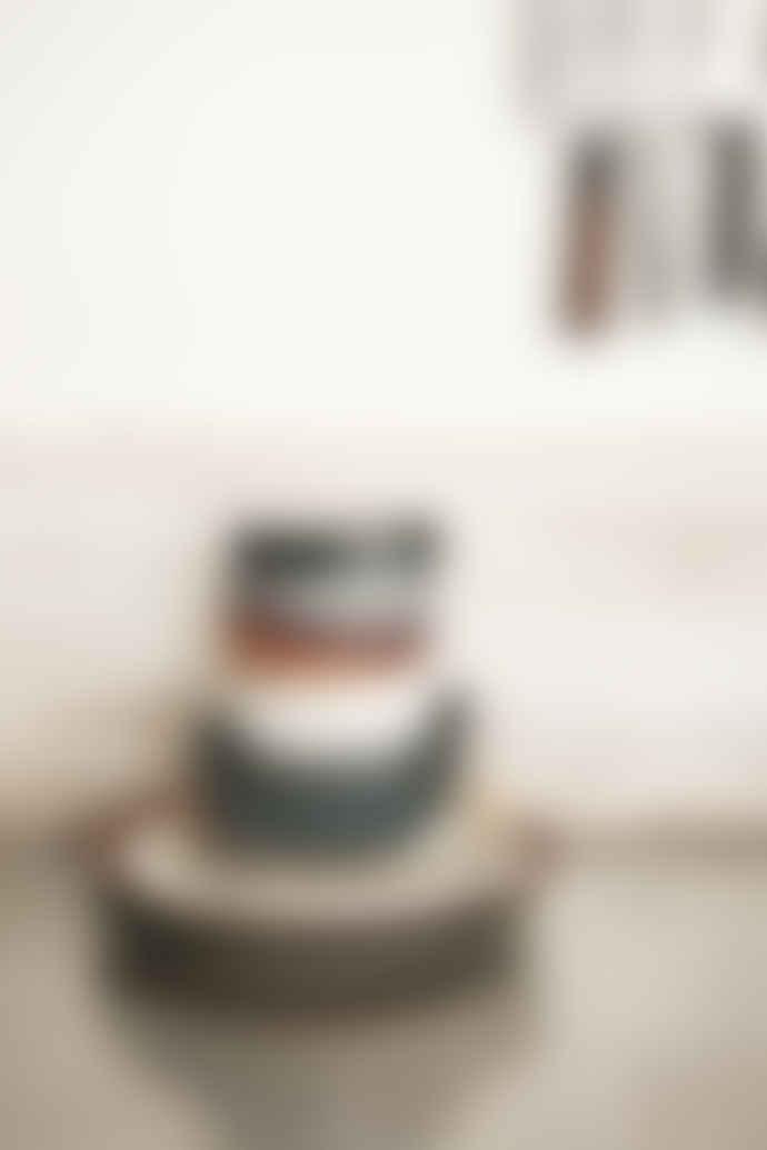 HK Living Moss Porcelain Ceramic 70s Bowl
