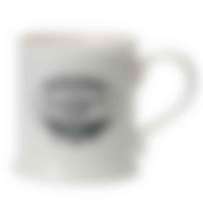 Burleigh Gentlemans Club Moustache Mug
