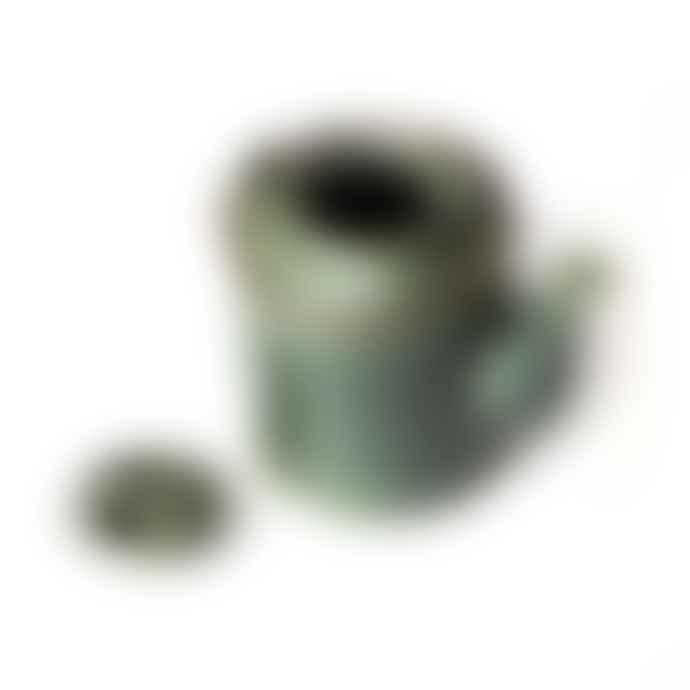Teapot Jade Cylinder