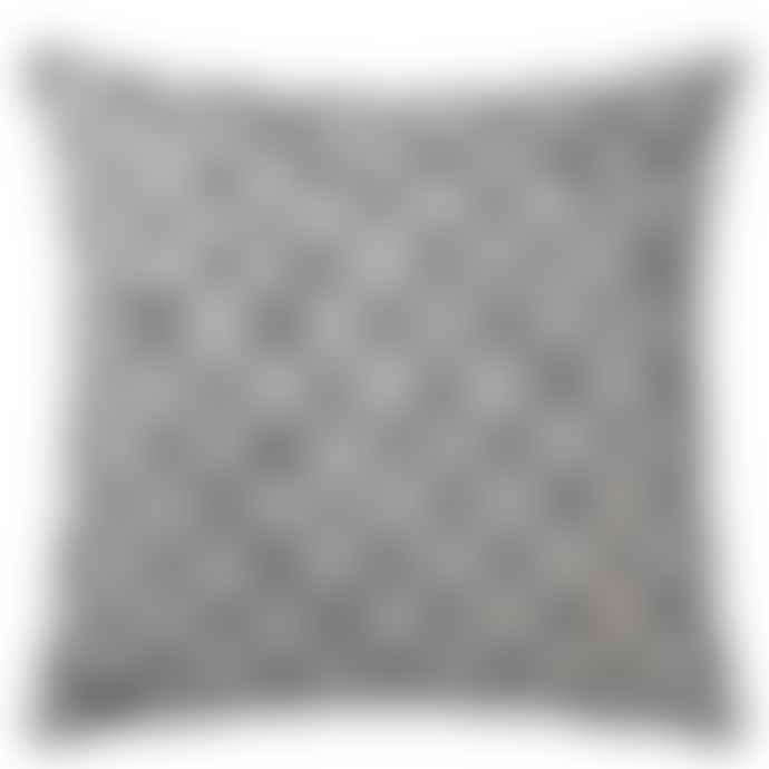 Designers Guild Christian Lacroix Pansy Patch Crepuscule Cushion