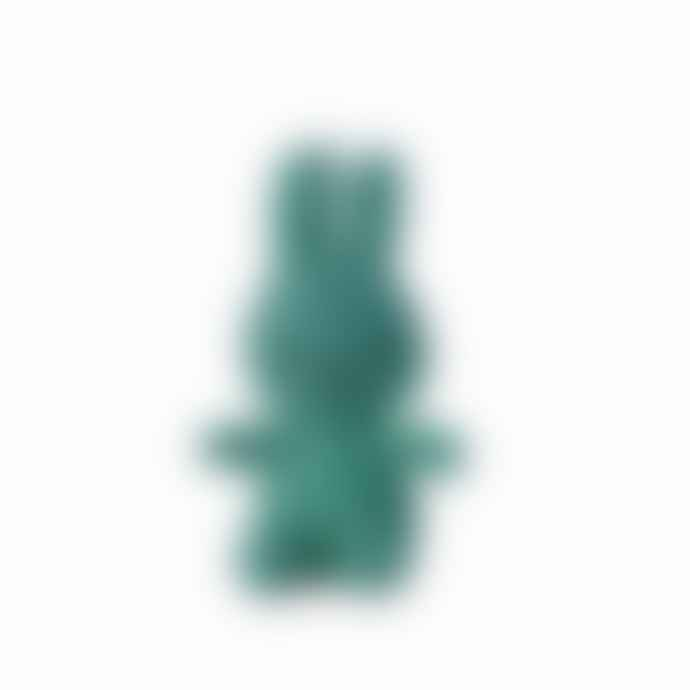 Miffy Green Corduroy Miffy Keyring