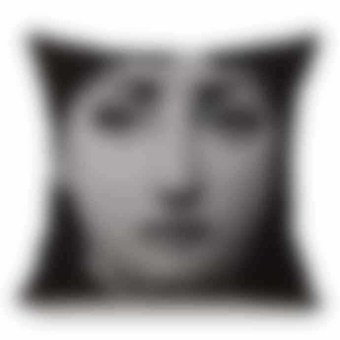 Kiwano Fornasetti Cushion Cover Net