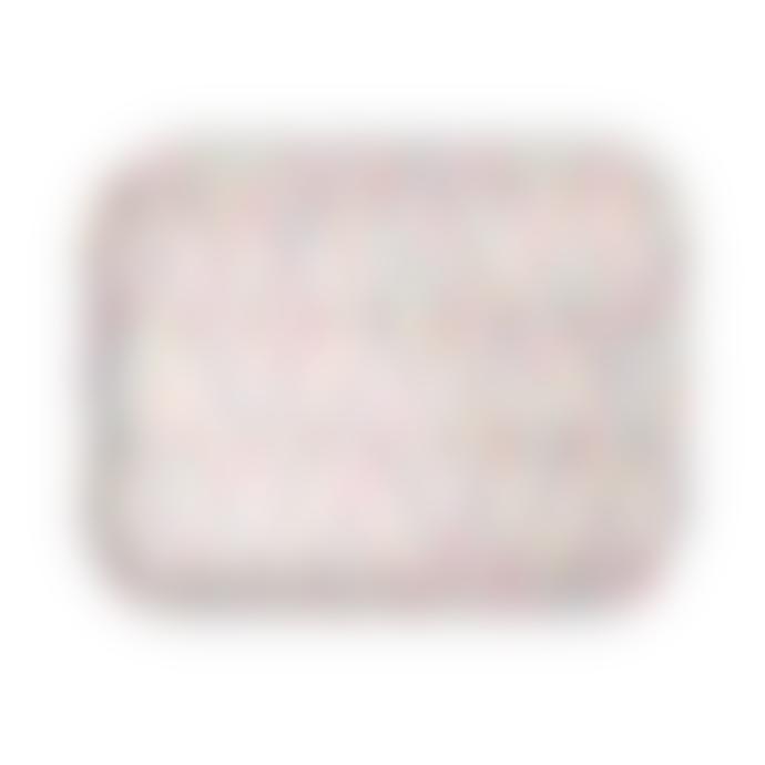 Vitra Large Multicolor Grid Laminated Plywood Classic Tray