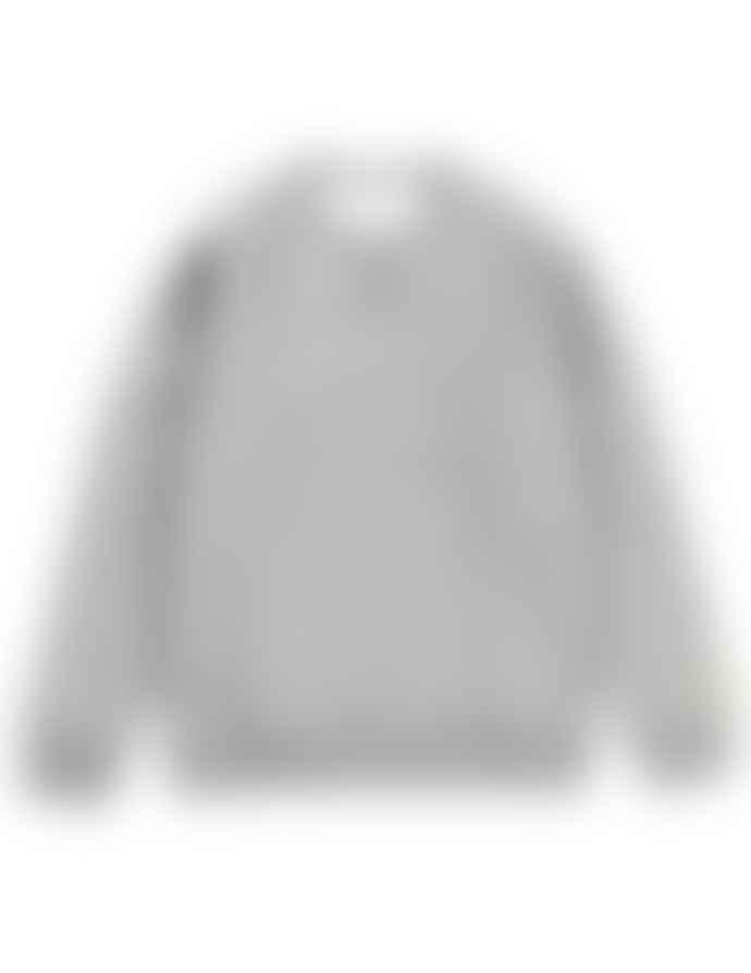 Carhartt Chase Sweat Sweatshirt Gray