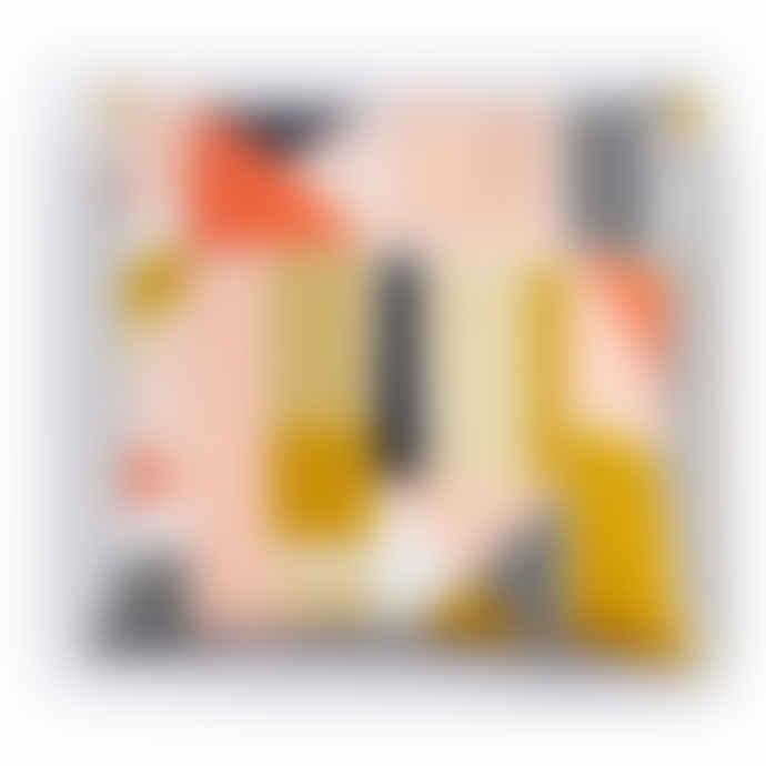 Mr & Mrs Clynk for Atomic Soda 40 x 40cm Montparnasse Cushion Cover